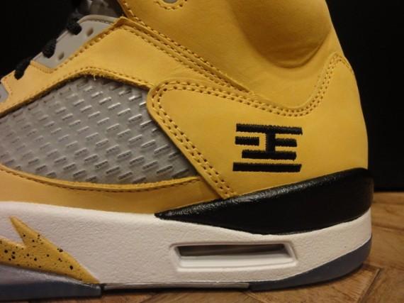 Air Jordan V + CP3.IV T23: Nike Harajuku Release Info