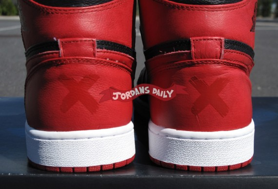 Air Jordan 1: Banned Edition Promo