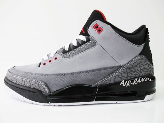 Air Jordan III: Stealth | New Photos