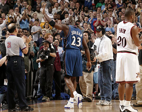 April 16th, 2003: Michael Jordans Final Game
