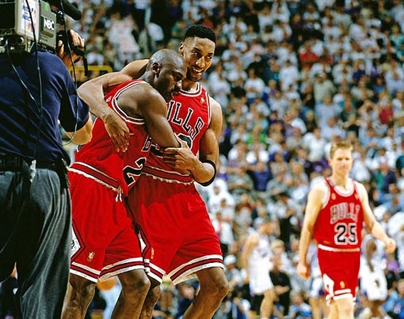 Michael Jordans Top Playoff Moments by Sports Illustrated