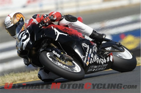 Michael Jordan Motorsports: Infineon SBK Update