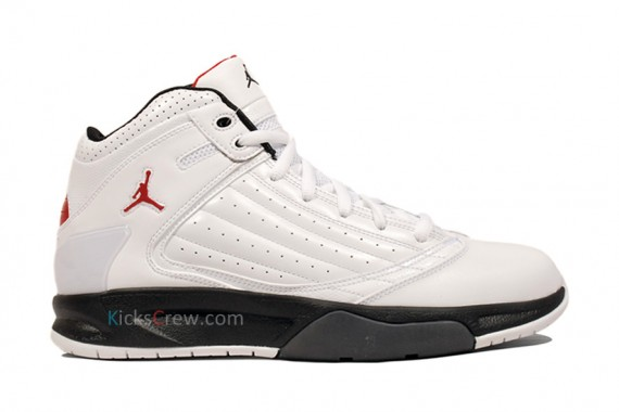 Jordan F2F: White   Varsity   Red   Black
