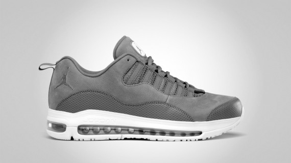 Jordan CMFT Air Max 10: Cool Grey