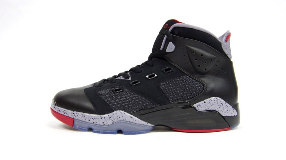 Jordan 6 17 23: Black   Varsity Red   Cement Grey