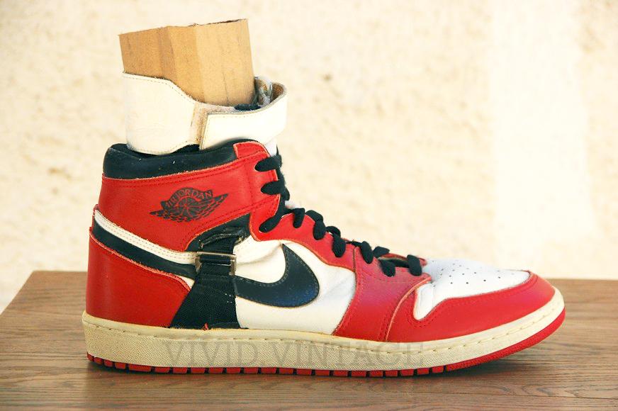 new product f2e94 81022 Air Jordan 1 OG Strap: Michael Jordan Game-Worn PE - Air ...