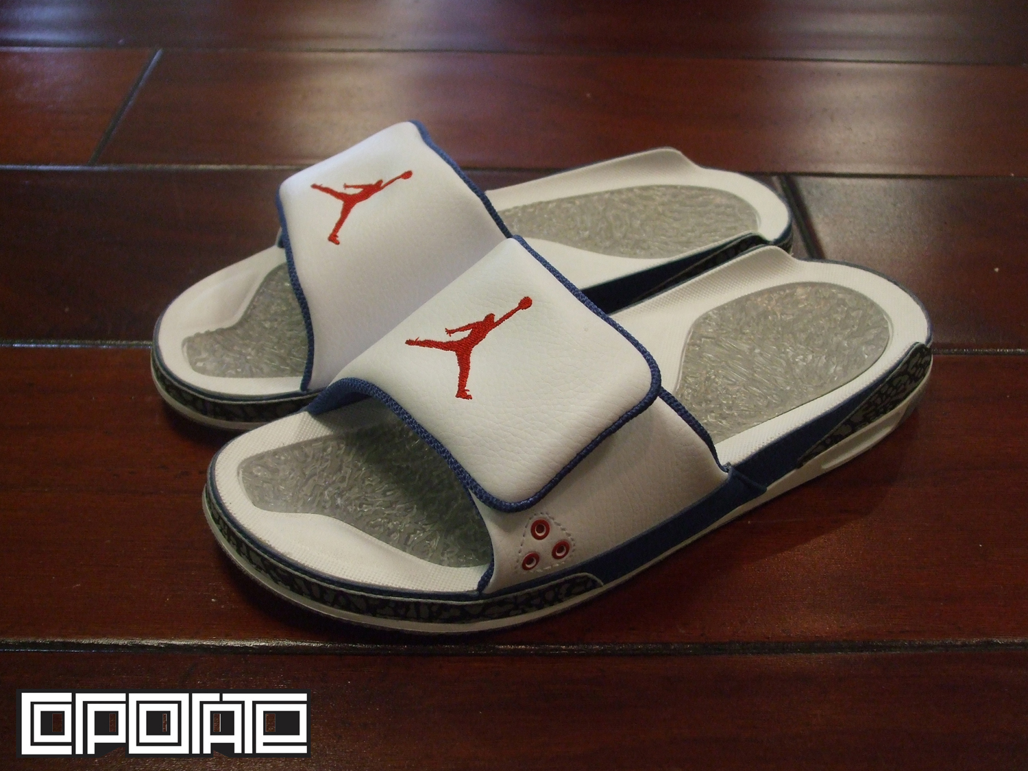 9bdac9ed4f9 Jordan Brand has the summer covered with the Air Jordan III Slide that is  ...