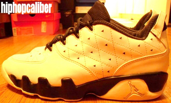 Air Jordan IX: 1993 Production Sample