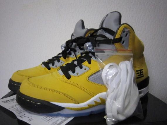 Air Jordan V T23 Hits eBay Via Tokyo