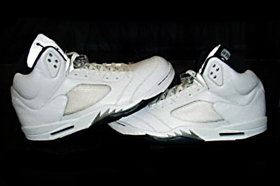 Air Jordan V: 2008 Olympics Carmelo Anthony PE
