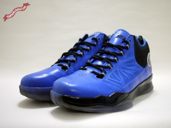 Jordan CP3.IV: Varsity Royal   Black   White
