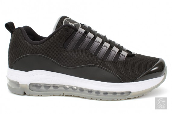 Jordan CMFT Max Air 10: Black   Neutral Grey