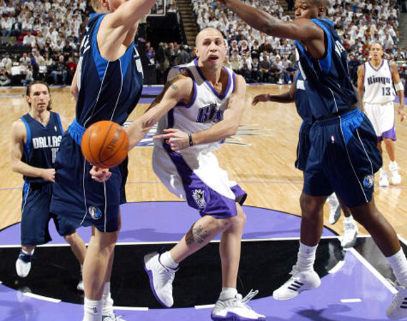 c42ffb95e51cb Mike Bibby turned the sneaker world upside during the 1997 NCAA Tournament  when he wore the Nike Air Foamposite One with the Arizona Wildcats.