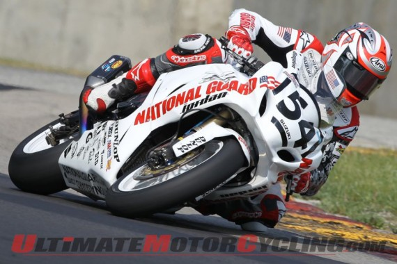 Michael Jordan Motorsports: Road America SBK Update