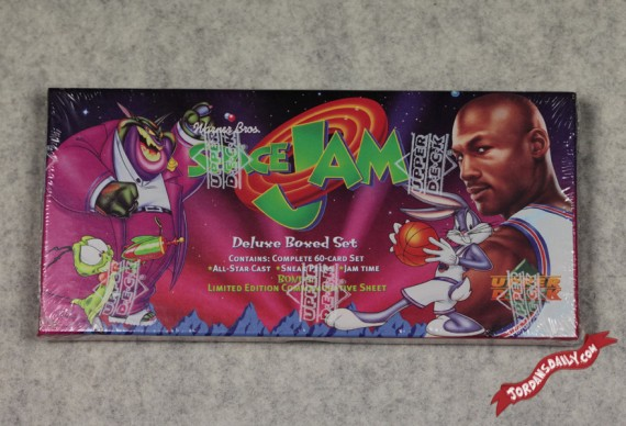 Upper Deck Space Jam Deluxe Box Set   Circa 1996