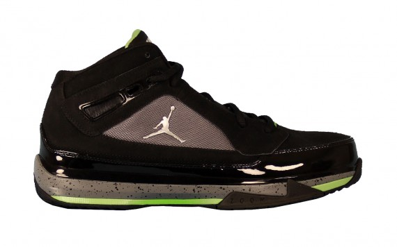 Air Jordan ISO II: Quai 54