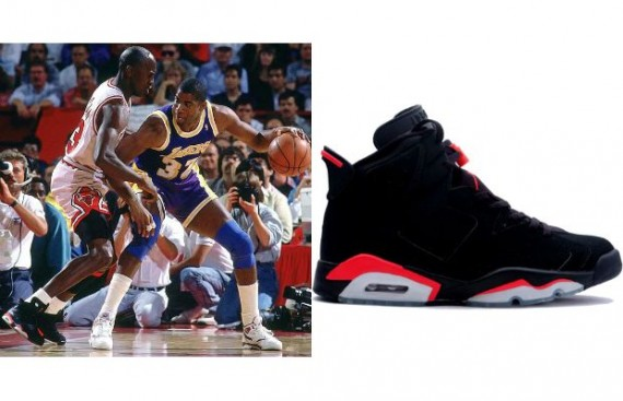 The Best NBA Finals Sneaker of All Time