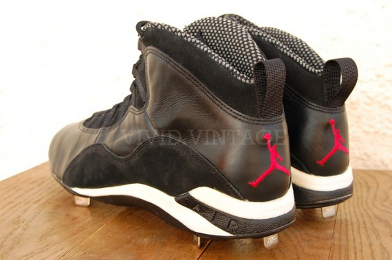 Michael Jordan Game Worn Air Jordan X Cleats