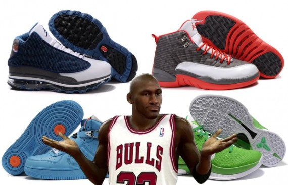 Jordan Buyers Beware: The 20 Craziest Fake Kicks On The Internet