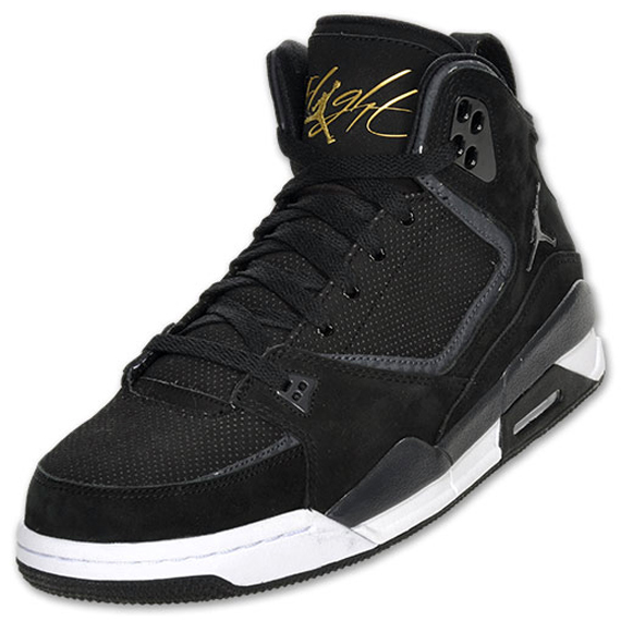 Jordan SC 2: Black/Gold   Available