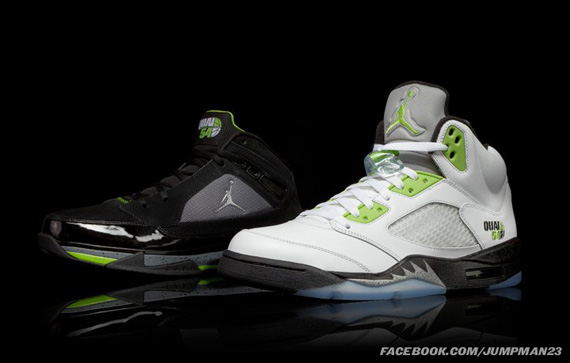 Air Jordan V + Team ISO 2: Quai 54   New Images