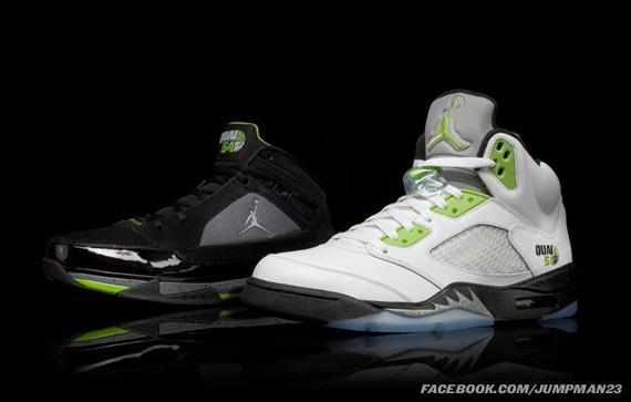 Air Jordan V + Team ISO 2: Quai 54   New Images