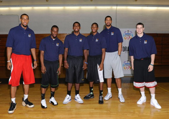 Top 2011 NBA Draft Prospects Wear Air Jordans