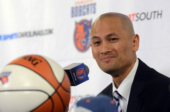 Michael Jordan Selects Rich Cho As Bobcats GM