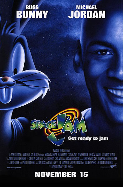 Michael Jordans Space Jam To Hit Blu Ray This October