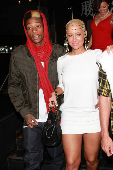 Wiz Khalifa Wearing Air Jordan XI Space Jam