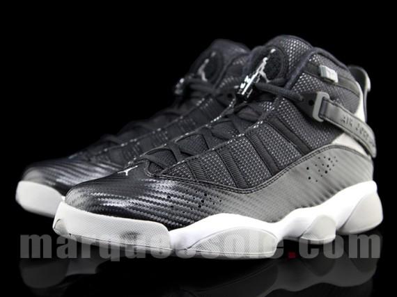 Jordan 6 Rings: Carbon Fiber   Release Date