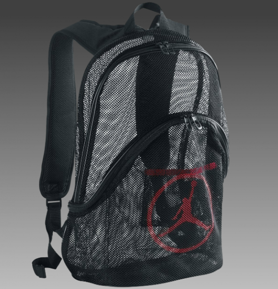 Jordan Mesh Backpack