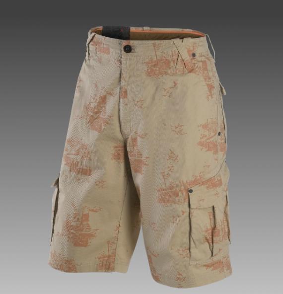 Jordan Urban Camo Cargo Shorts
