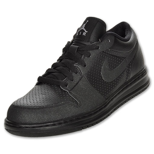 Air Jordan Alpha 1 Low: Black   Available