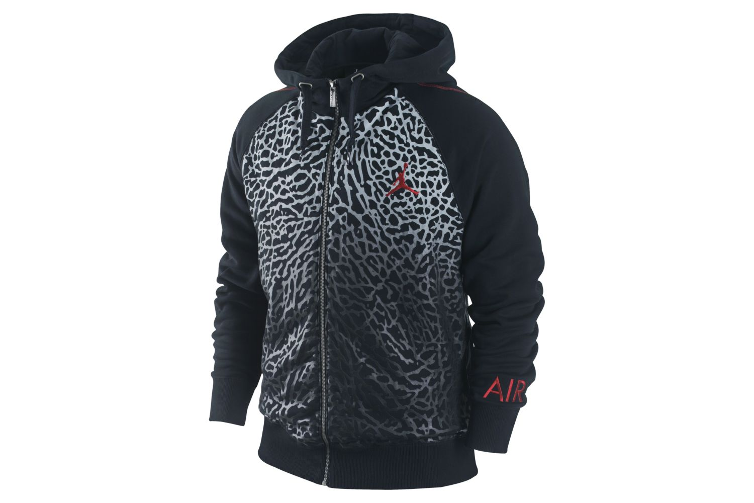 air jordan iii hoodie air jordans release dates more. Black Bedroom Furniture Sets. Home Design Ideas