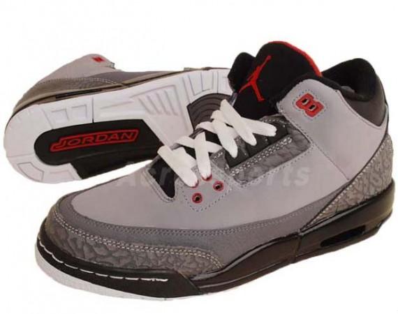 Air Jordan III Retro GS  Stealth on eBay - Air Jordans bafa303891ee