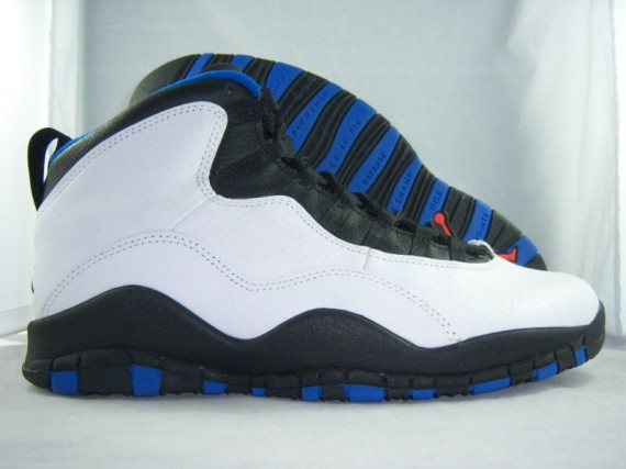 Air Jordan X: NY Knicks OG