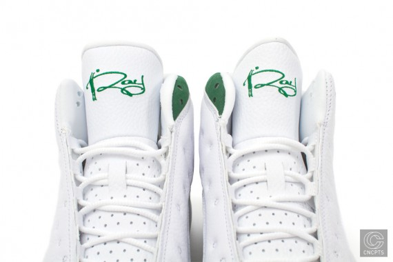 Air Jordan XIII Ray Allen PE Releasing at CNCPTS - Air Jordans ... 1a8511018