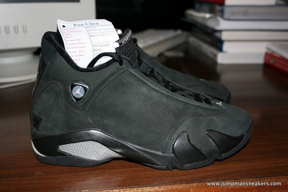 63ea414d13b ... aliexpress back in october 2005 the black pink ice colorway of the air  jordan xiv 93910