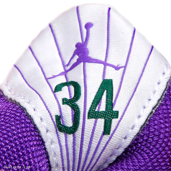 Air Jordan XV: Ray Allen Milwaukee Bucks PE