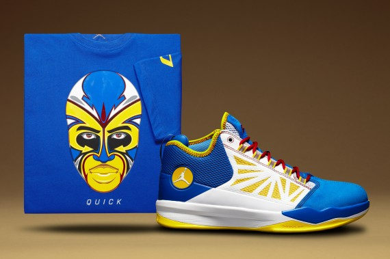 Chris Paul   Jordan CP3.IV: Jordan Brand Flight Tour China