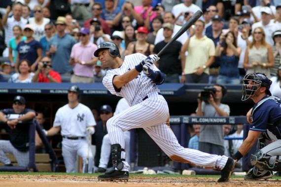 Jordan Brand Athlete Derek Jeter Reaches 3,000 Hits