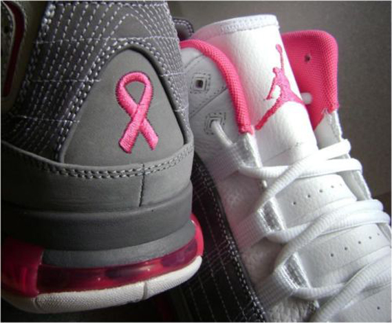 Jordan Take Flight: Think Pink Promo Sample