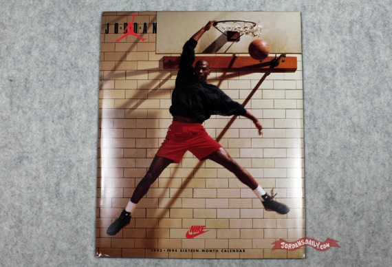 Michael Jordan 1993 1994 Calendar