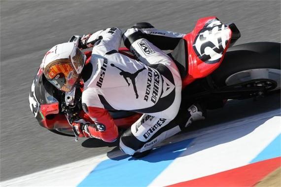 Michael Jordan Motorsports: Update @ Laguna Seca Raceway