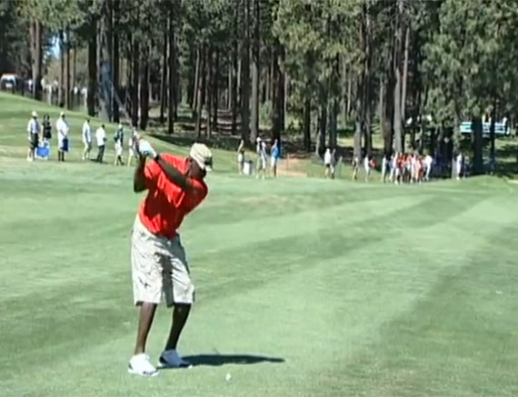 Michael Jordan Talks Golf & Tiger Woods
