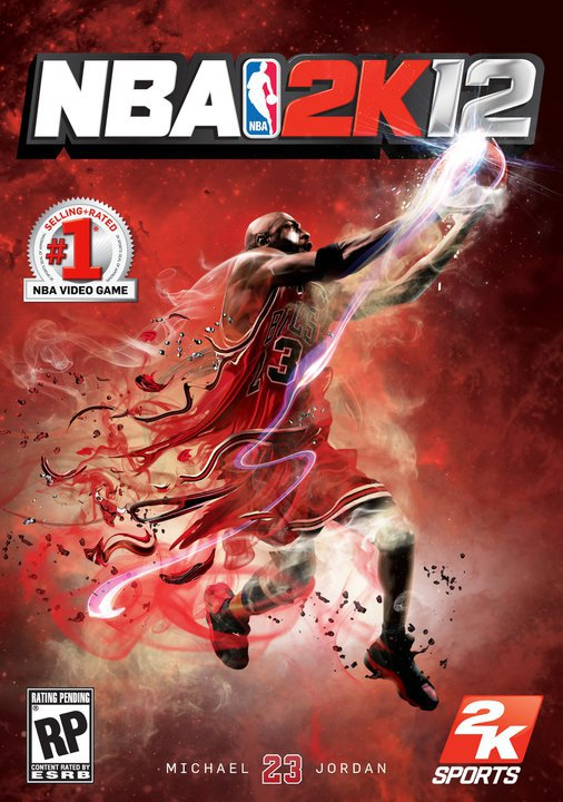 Michael Jordan Covers NBA 2K12
