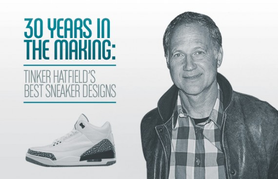 Tinker Hatfields Best Sneaker Designs