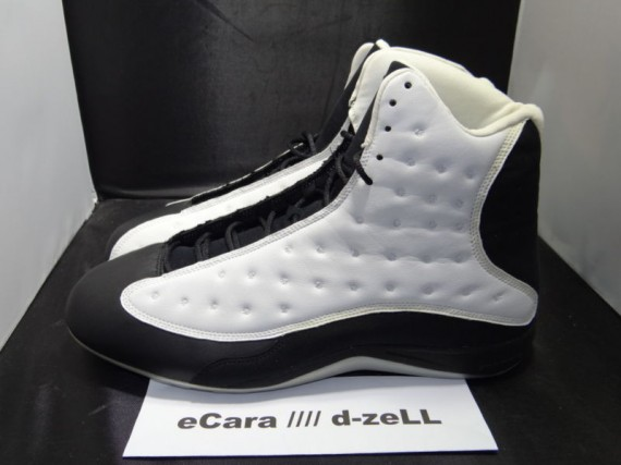 Air Jordan XIII D 3/4 Hi: Warren Sapp Cleat