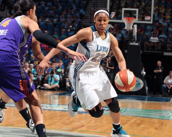 New York Times Explores Jordan Brand Athlete Maya Moore